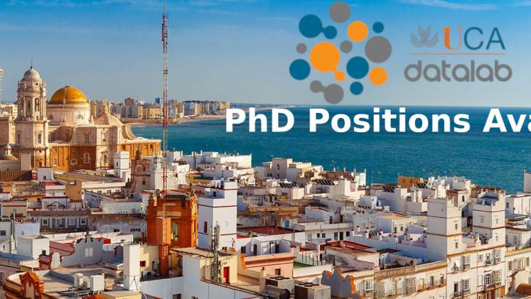 PhD call for applications with industrial partners