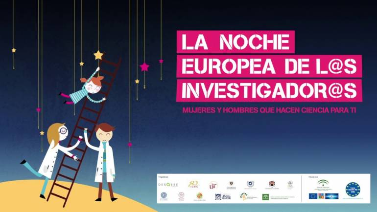 Our COVID-19 App has been featured in La Noche Europea de L@s Investigador@s