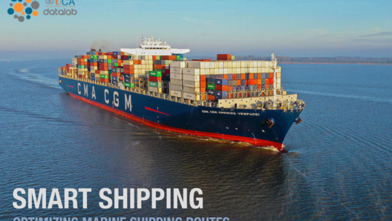 UCA Datalab launches the Smart Shipping project