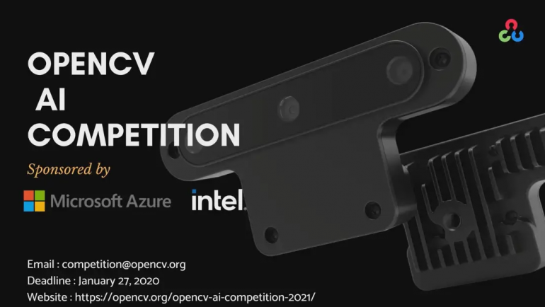 Caleta Team enters the finals of OpenCV AI Competiton
