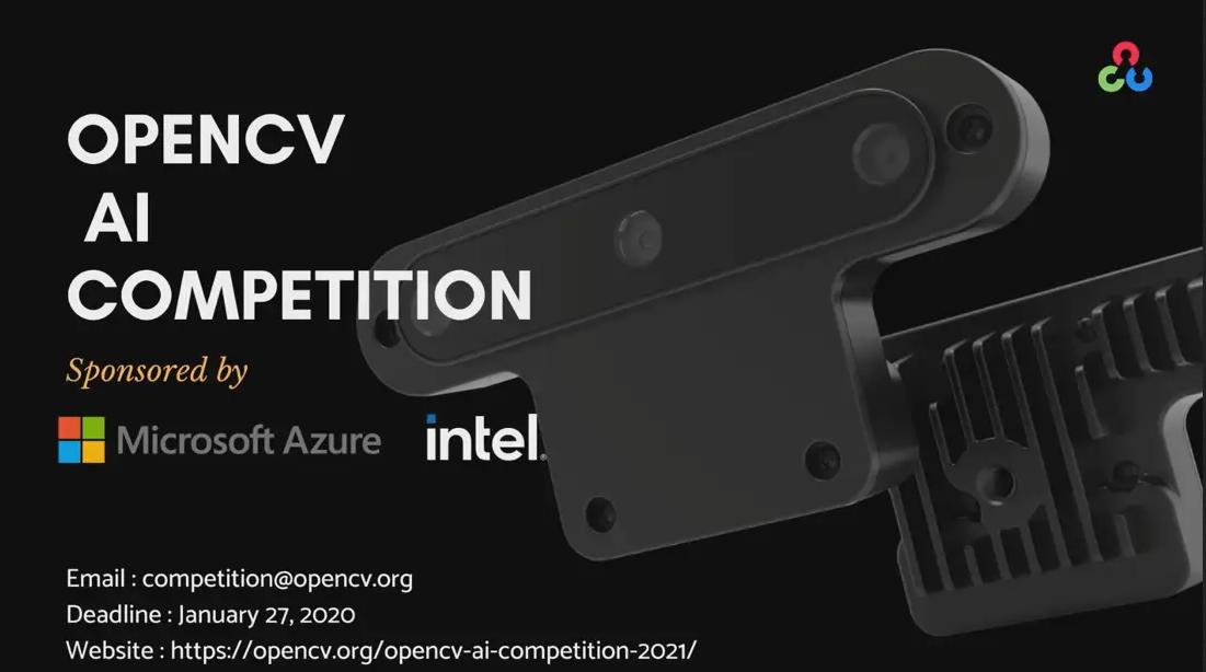Caleta Team enters the finals of OpenCV AI Competiton